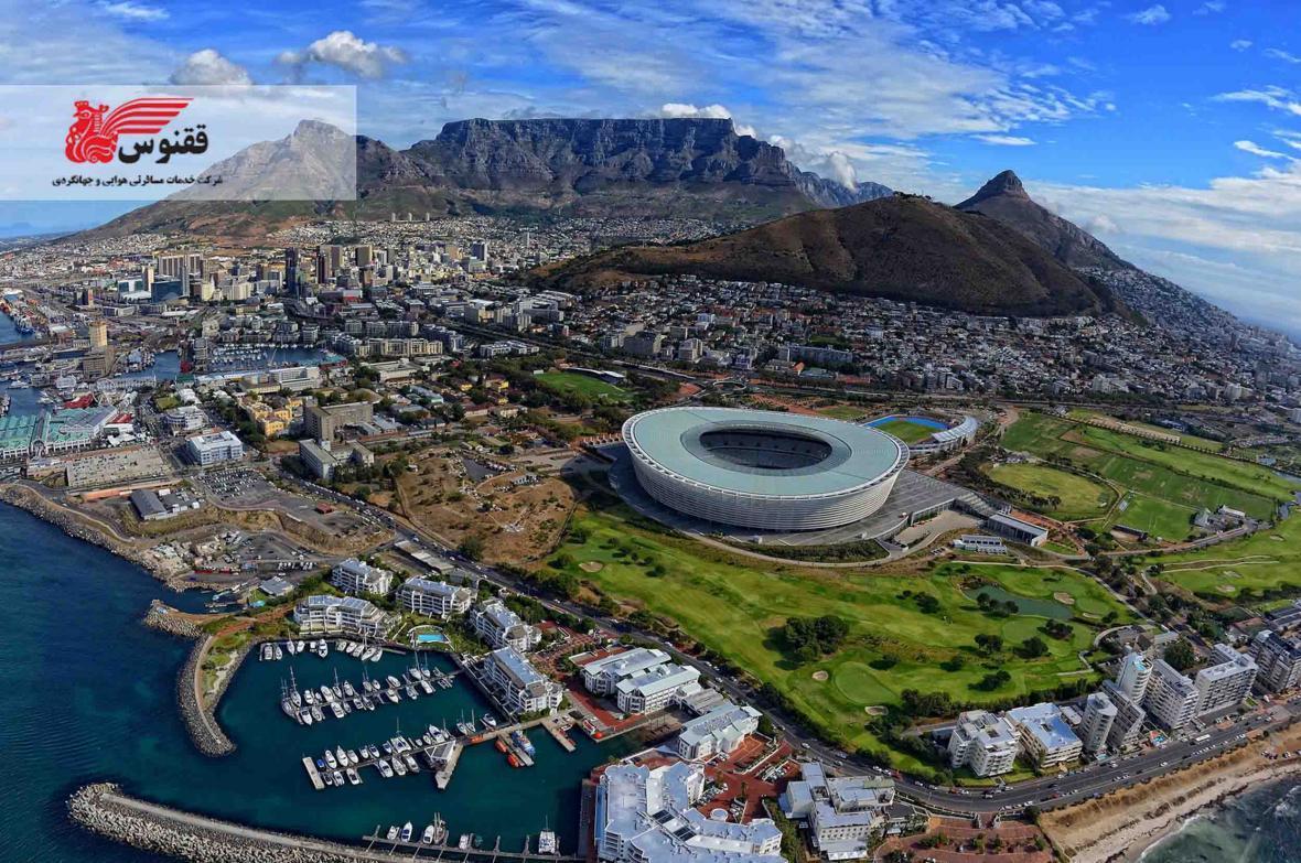 کیپ تاون، قدیمی ترین شهر آفریقای جنوبی