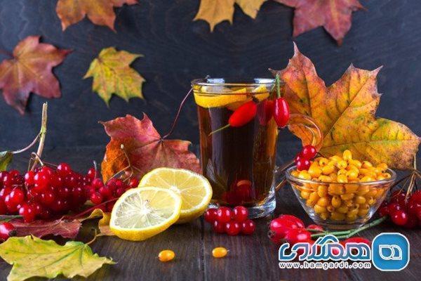 لزوم ویتامین درمانی در فصل پاییز