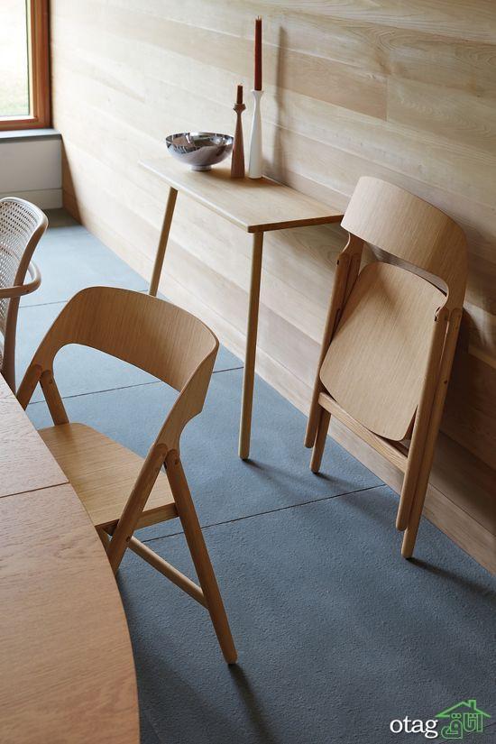 مدل های جدید جایگاه تاشو چوبی و فلزی با طراحی بسیار شیک