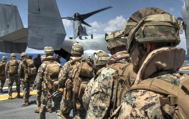 شروع خروج ارتش امریکا از عراق