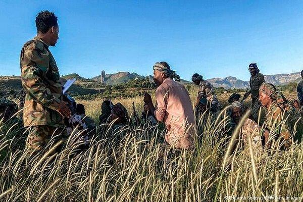 تسلط نیروهای دولتی اتیوپی بر شهر جدید در اقلیم تیگرای