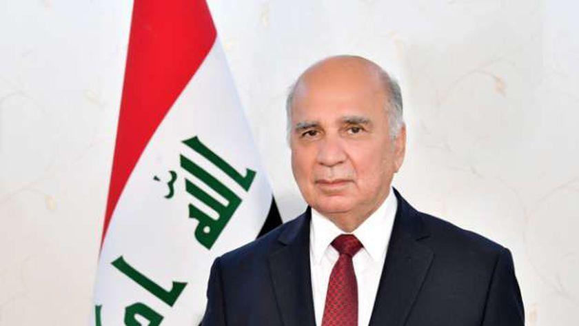 خبرنگاران وزیر خارجه عراق رهسپار مسکو شد
