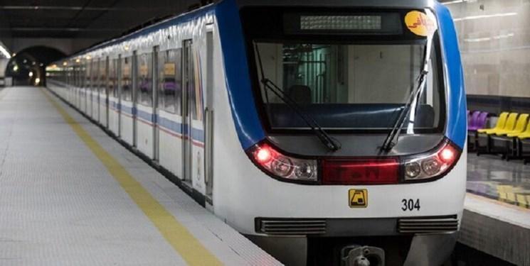 افتتاح ایستگاه&zwnjهای مترو امیرکبیر و برج میلاد در تهران