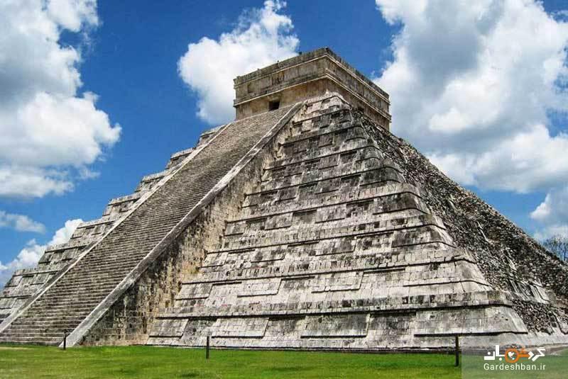چیچن ایتزا: شهر افسانه ای تمدن مایا در مکزیک