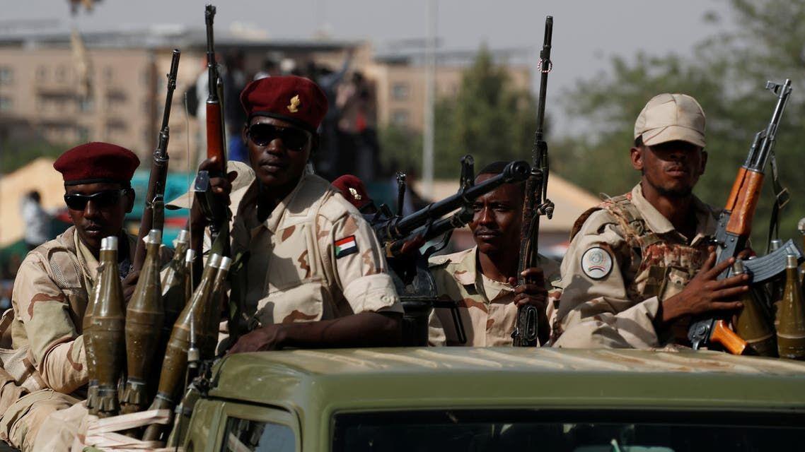 نیروهای سودانی پس از 25 سال وارد تیگرای شدند