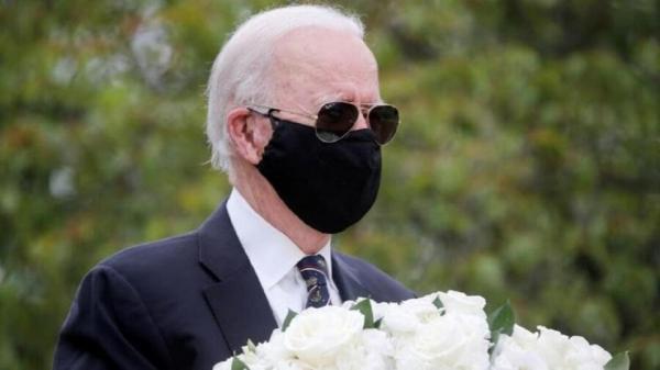 درخواست بایدن از مردم آمریکا برای استفاده از ماسک