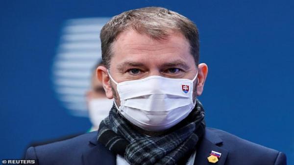 نخست وزیر اسلواکی هم به کرونا مبتلا شد