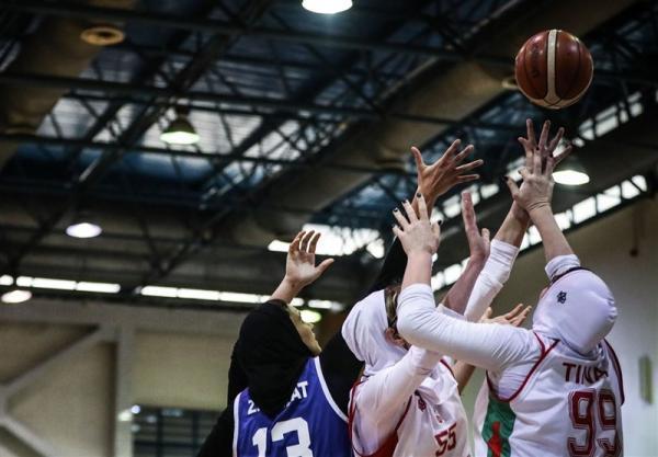لیگ برتر بسکتبال بانوان، صعود نمایندگان قزوین و آبادان به مرحله پلی آف مسجل شد