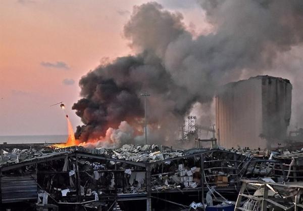 6 ماه بعد از انفجار بندر بیروت؛ لبنانی ها همچنان چشم انتظار بازسازی، گزارش اختصاصی خبرنگاران
