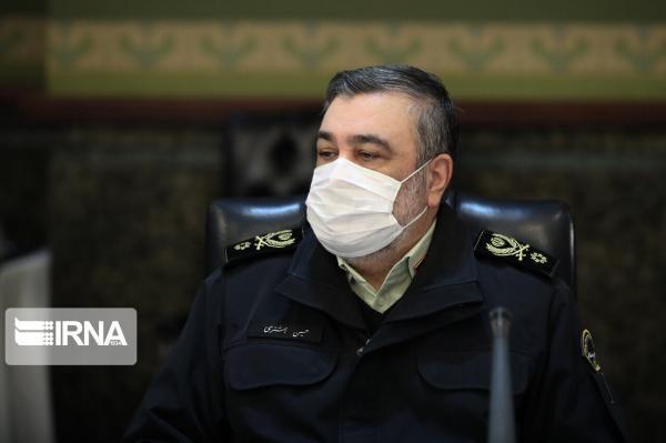 خبرنگاران سردار اشتری: همه در برابر قانون یکسانند