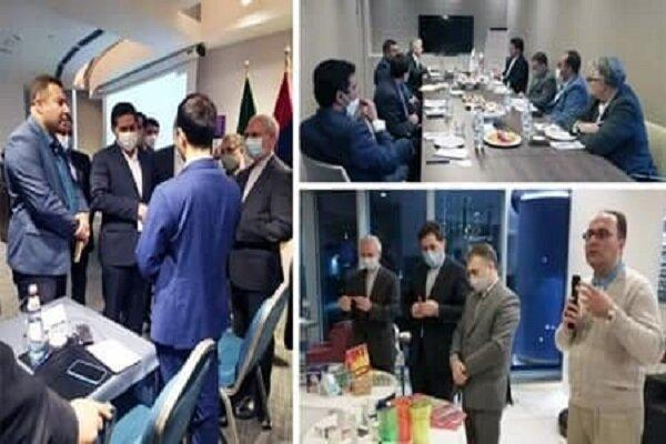 محصولات ایران ساخت به فروشگاه های ایروان رسید