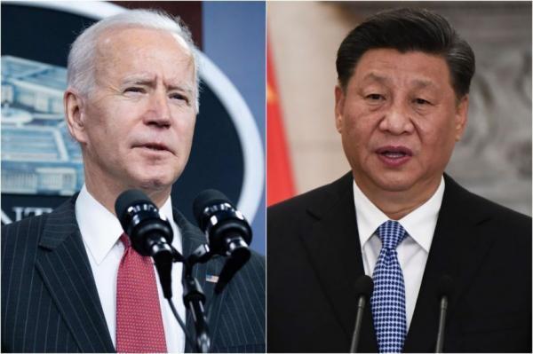 خبرنگاران شی جین پینگ خواهان رفتار محتاطانه آمریکا در مساله تایوان و هنگ کنگ شد