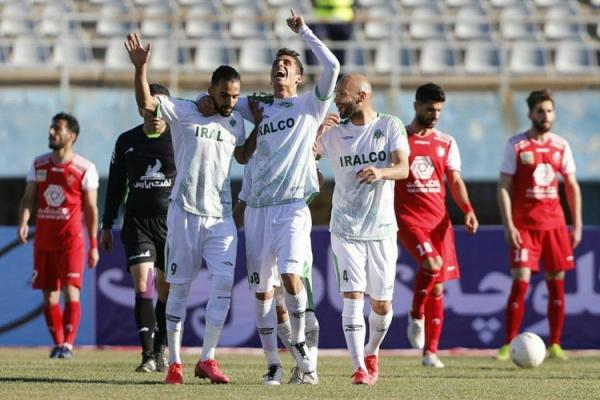 (ویدیو) خلاصه بازی آلومینیوم اراک 2 - 1 پرسپولیس 6 بهمن 99