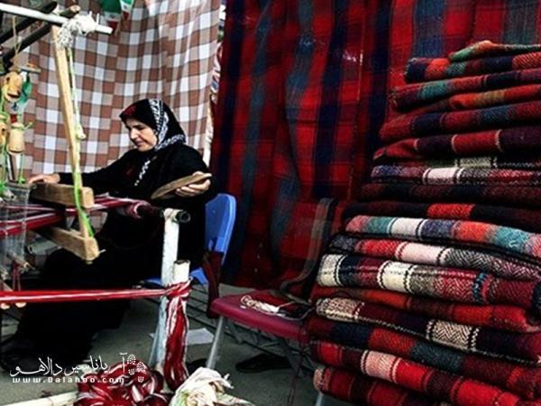 صنایع دستی و سوغاتی های لرستان