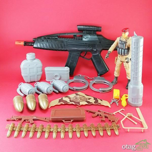 قیمت 40 مدل اسباب بازی جنگی با طراحی بسیار عالی