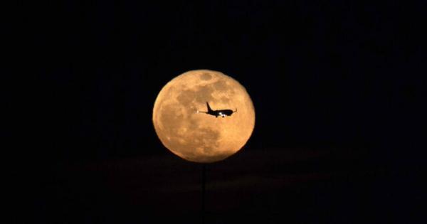 تماشای ماه کامل را از دست ندهید