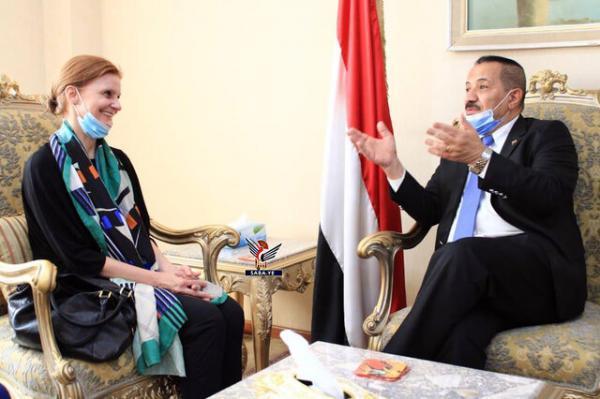 وزیر خارجه یمن: عربستان عامدانه توافق استکهلم را نقض می نماید