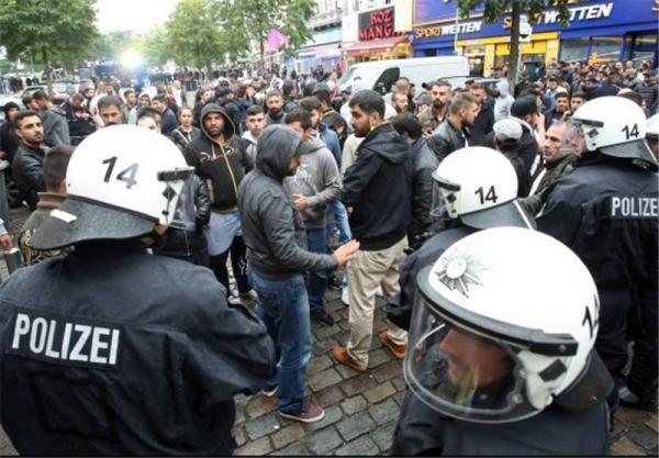 درخواست اتحادیه پلیس آلمان برای ممنوعیت اعتراضات ضد محدودیت های کرونایی