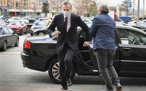 دیپلمات های کشورهای بالتیک به وزارت خارجه روسیه احضار شدند