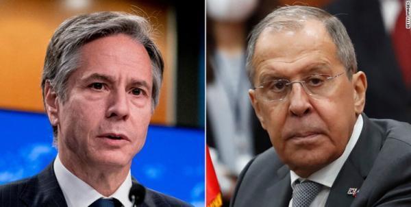 وزرای خارجه آمریکا و روسیه درباره ایران گفت وگو کردند