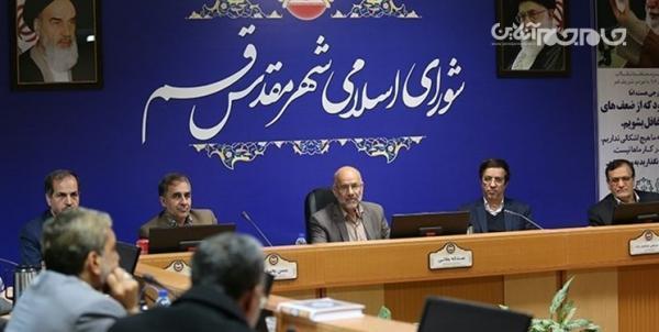 تقدیر از شهدای مدافع حرم در نشست شورای شهر