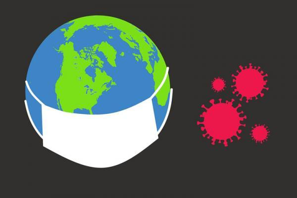 کرونا امروز 159 میلیون نفر را رد می نماید