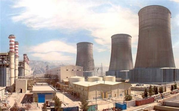 واحد یک نیروگاه حرارتی تبریز وارد مدار تولید شد