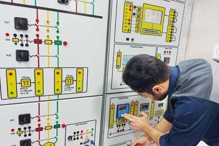 تجهیزات ابزار آزما خاورمیانه پیشران فناوری در آزمایشگاه های برق