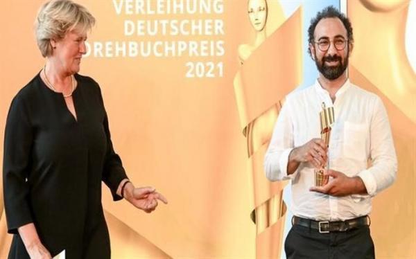 جایزه برترین فیلمنامه سال آلمان برای یک ایرانی