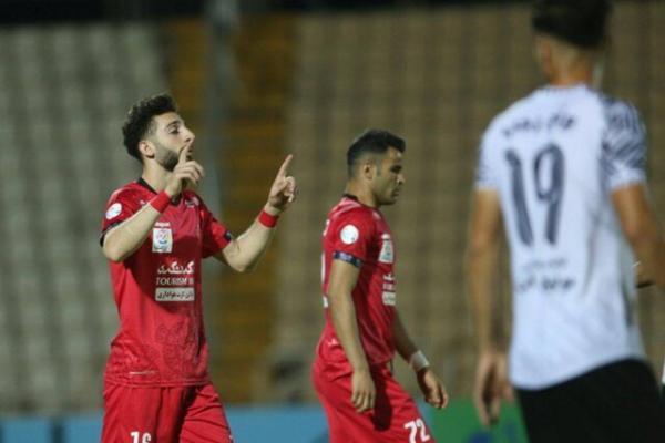 پرسپولیس با گلباران شاهین بندرعامری به یک چهارم نهایی جام حذفی رسید