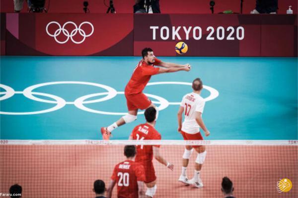 والیبال لهستان نبرد همگرو های ایران را برد