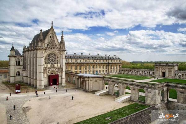 کلیسای سنت شاپل پاریس؛ محل نگهداری اشیای مقدس لویی نهم، عکس