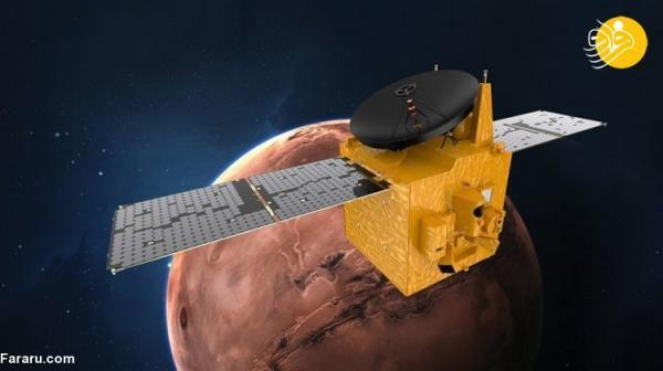 تور ارزان دبی: امید امارات متحده عربی به مریخ می رود!