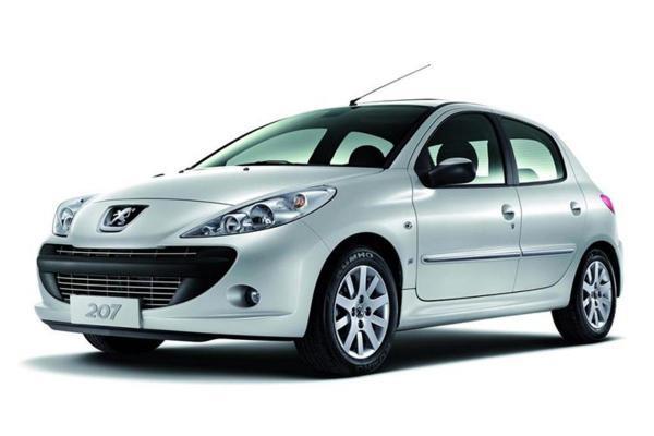 قیمت خودرو های سایپا و ایران خودرو 6 مهر 1400